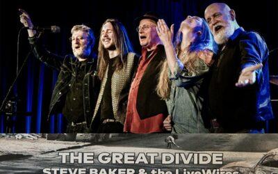 April 2019 Steve Baker & the Live Wires im Medio Rhein Erft versprach zu klasse Mukke passendes Licht und gute Sicht für Konzertfotos